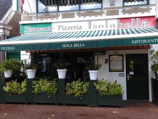 Pizzeria Isola Bella
